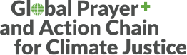 Global Prayer and Action Chain for Climate Justice logo